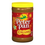 Peter Pan Creamy Peanut Butter, 16.3 Ounce