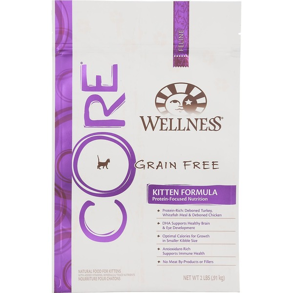 Wellness Core Grain Free Kitten Food