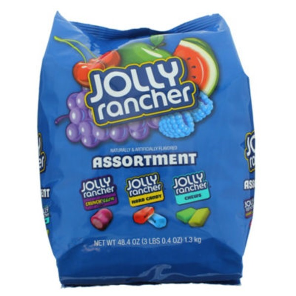 Jolly Ranchers Assortment Gusset Bag