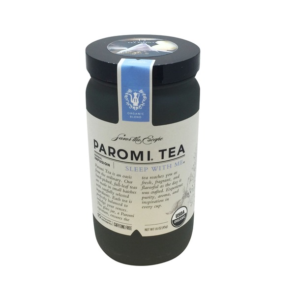 Paromi Tea Sleep With Me Herbal Infusion