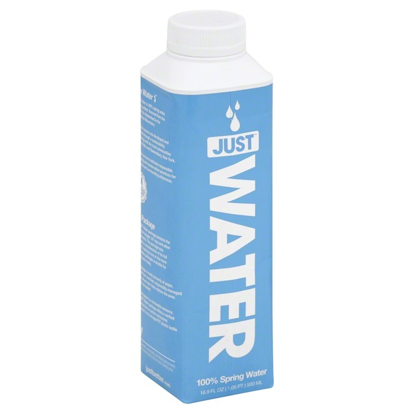 Just Water 100% Spring Water