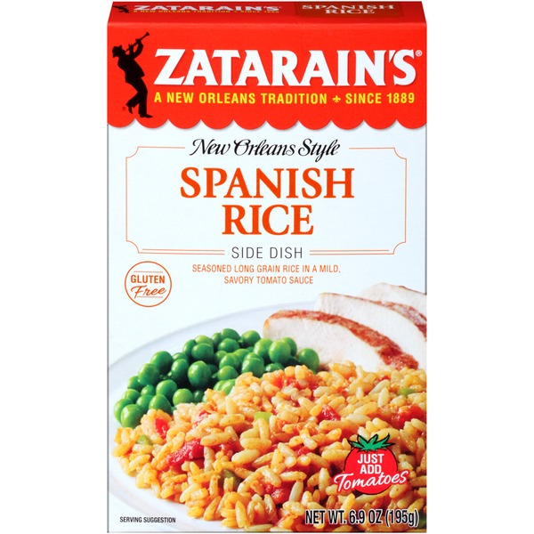 Zatarain's Spanish Rice Mix