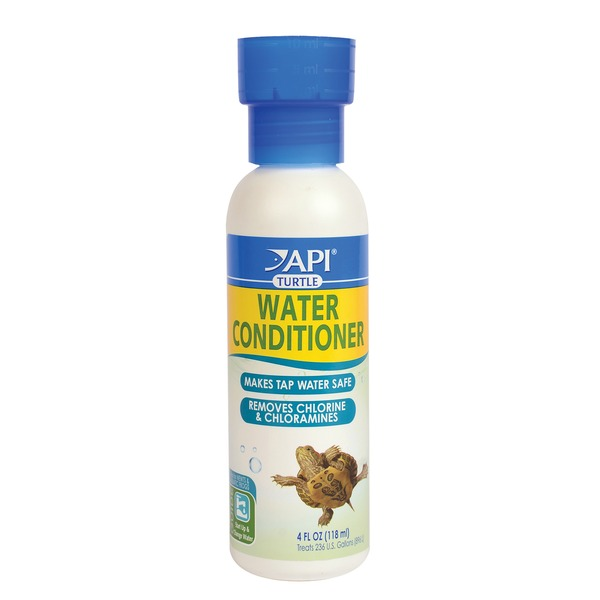 API Api Turtle Water Conditioner 4 Fl. Oz.