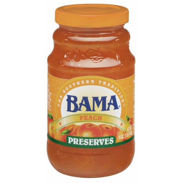 Bama Peach Preserves