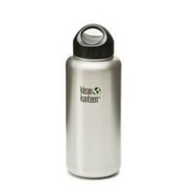 Klean Kanteen Brushed Stainless Steel 20 Oz Canister