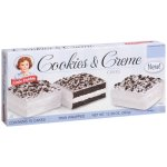 Little Debbie Cookies and Creme Cakes, 10 ct, 12.39 oz