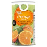 Great Value Orange Juice, 12 fl oz