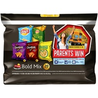 Variety Pack 2Go Bold Mix  Snacks