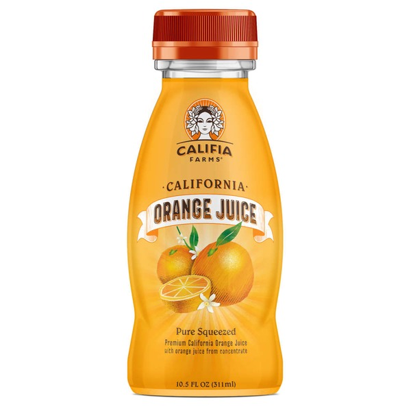 Califia Farms Orange Juice, California