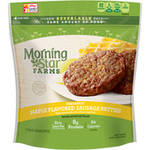 MorningStar Farms Breakfast Maple Flavored Sausage Veggie Patties