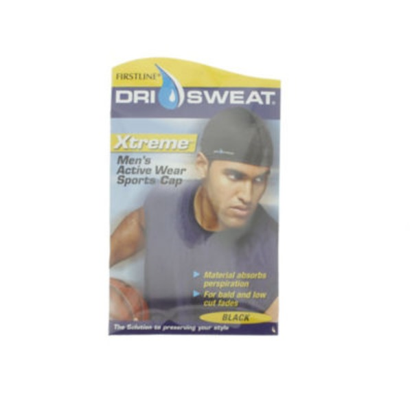 Dri Sweat Xtreme Mens Active Wear Sports Cap