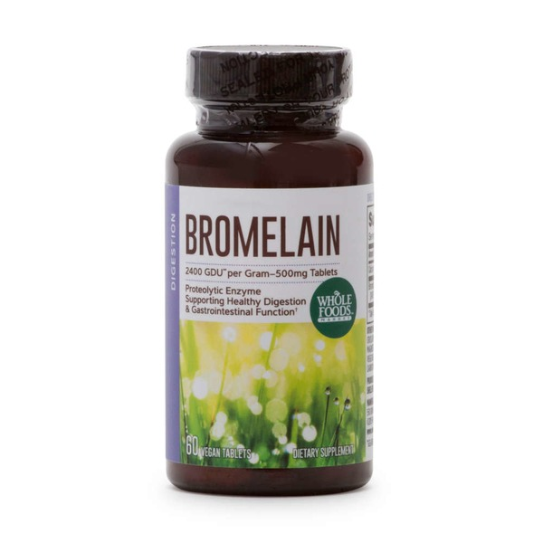 Whole Foods Market Bromelain