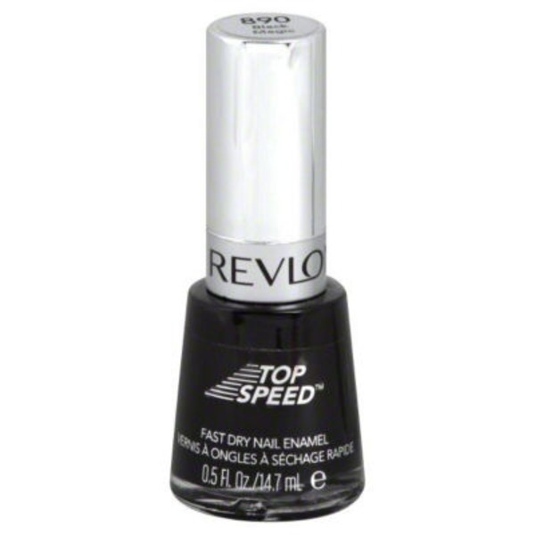Revlon Nail Enamel Fast Dry Black Magic 890