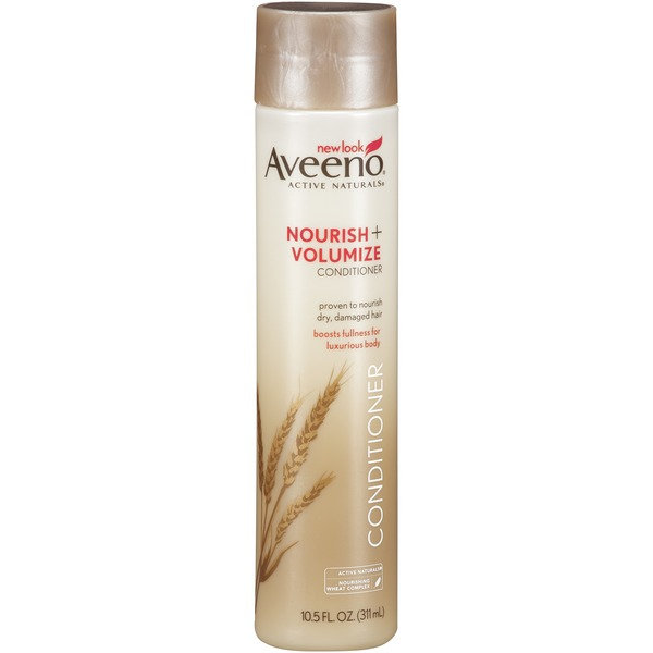 Aveeno® Nourish+ Volumize Conditioner Hair Care