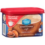 Maxwell House Coffee Mix, Hazelnut, 9 Oz, 1 Count