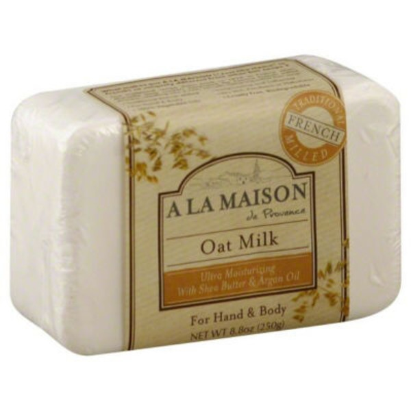 A La Maison Oat Milk Soap
