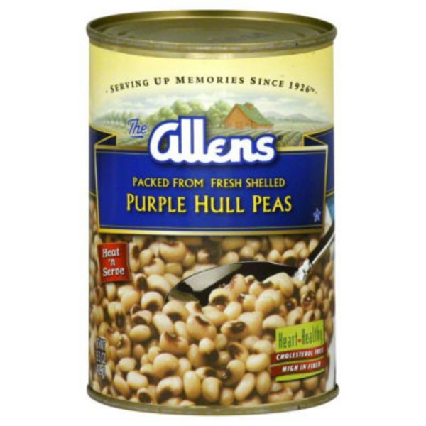 The Allens Purple Hull Peas