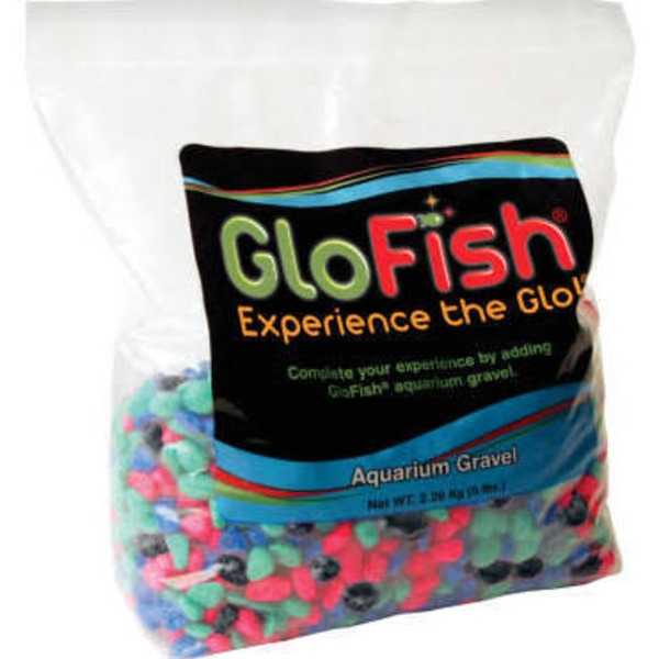 GloFish Multi-color Aquarium Gravel