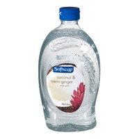 Softsoap Coconut & Warm Ginger Hand Soap Refill