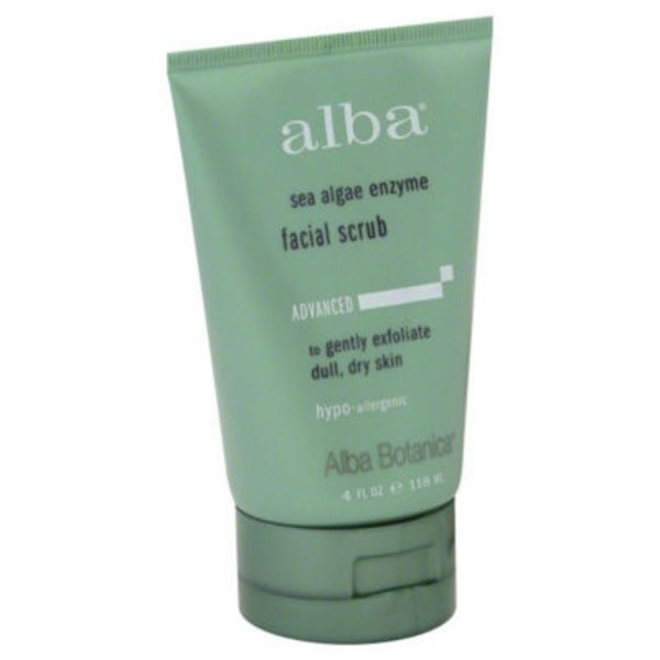Alba Botanica Natural Even Advanced Enzyme Scrub Sea Algae