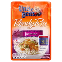 Uncle Bens Ready Rice Side Dish Jasmine