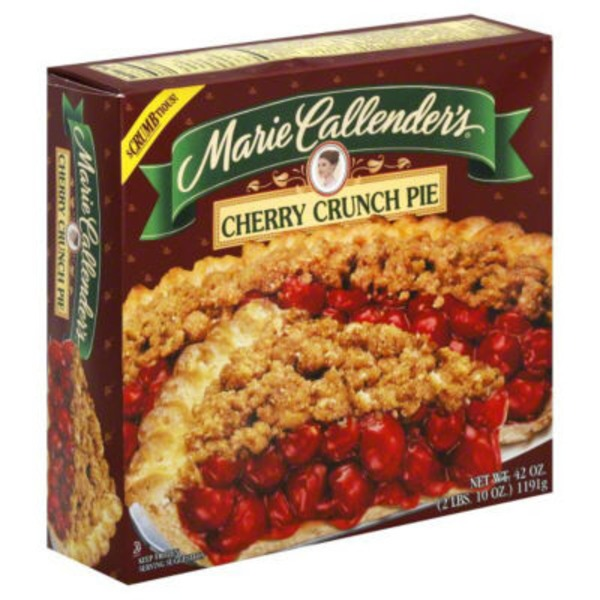 Marie Callender's Cherry Crunch Pie