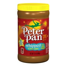 Peter Pan Creamy Whipped Peanut Butter, 13 Ounce