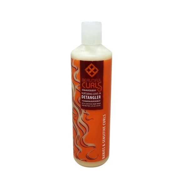 Beautiful Curls Curl Nurturing Shea Butter Detangler