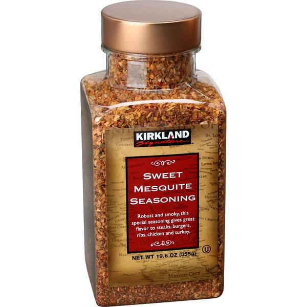 Kirkland Signature Sweet Mesquite Seasoning