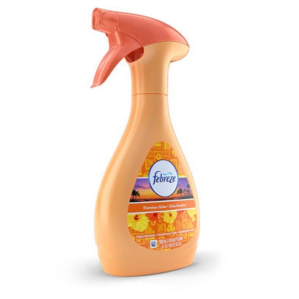 Febreze Fabric Refresher Hawaiian Aloha Fabric Refresher