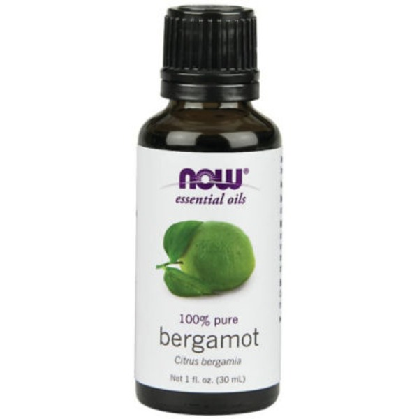 Now Essential Oils 100% Pure Bergamot
