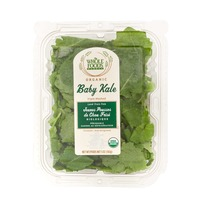 Whole Foods Market Organic Baby Kale Mix