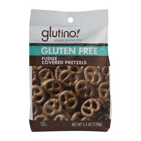Glutino Gluten Free Chocolate Covered Pretzels