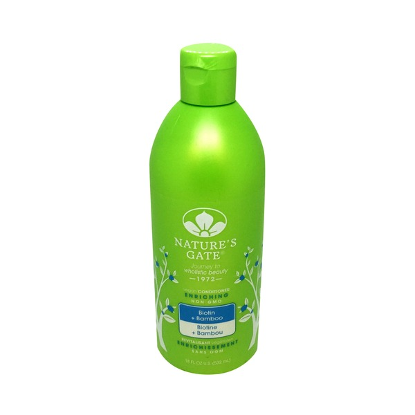 Nature's Gate Enriching Conditioner Biotin + Bamboo
