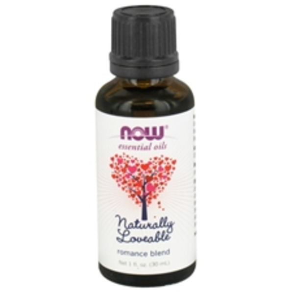 Now Naturally Loveable Oil Blend
