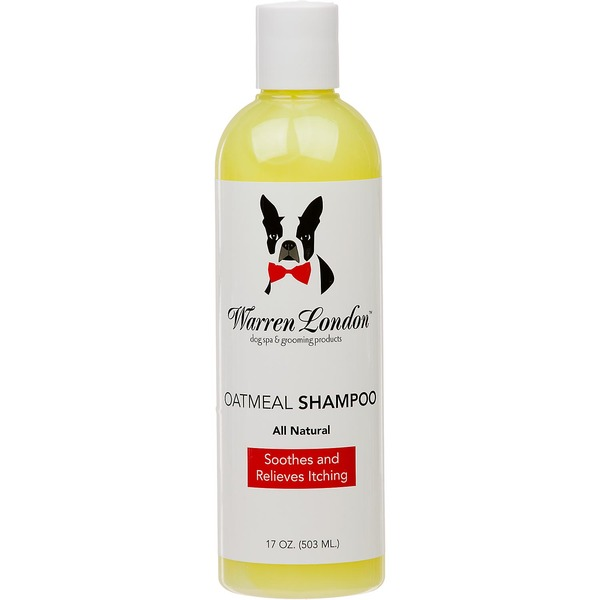 Warren London Oatmeal Shampoo For Dogs