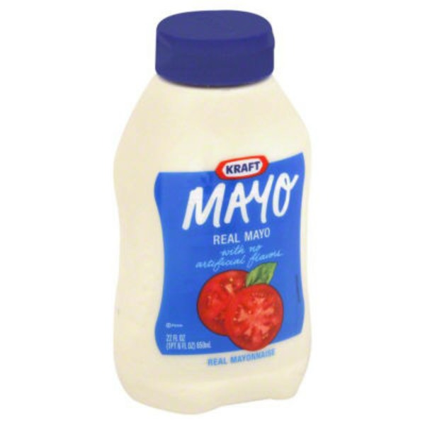 Kraft Real Mayonnaise