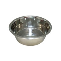 Harmony Dog 17.5 Cup Bowl Stainless Steel Nonskid