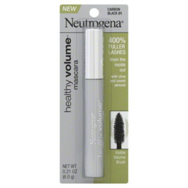 Neutrogena® Mascara Carbon Black / 01 Healthy Volume®