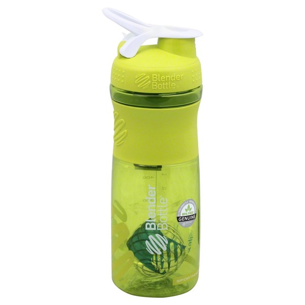Blenderbottle Blender Bottle, 28oz, Green, Bottle