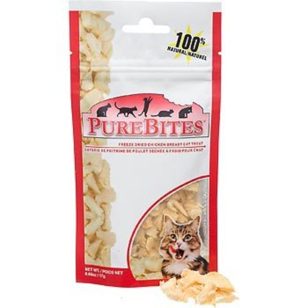 Pure Bites Freeze-Dried Chicken Breast Cat Treats