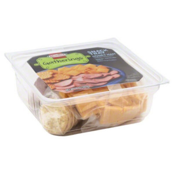 Hormel Gatherings Honey Ham Snack Tray