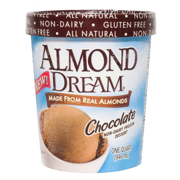 Imagine Foods Almond Dream Chocolate Non Dairy Frozen Dessert