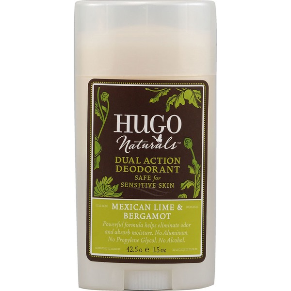 Baby Hugo Naturals Mexican Lime And Bergamot Deodorant