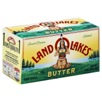 Land O Lakes Salted Butter Quarters