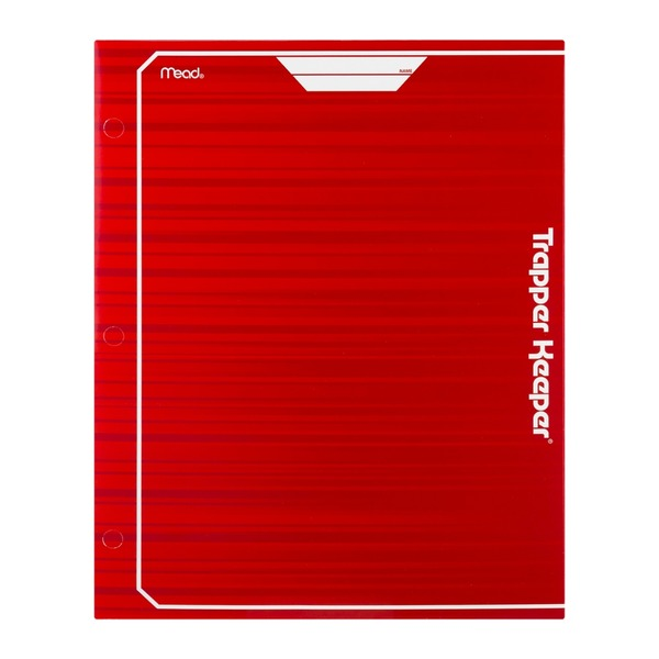 Mead Trapper Keeper Portfolio