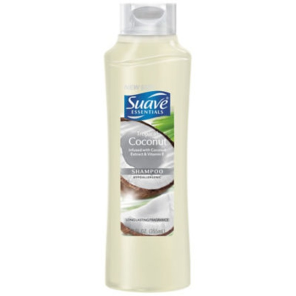 Suave Tropical Coconut Shampoo