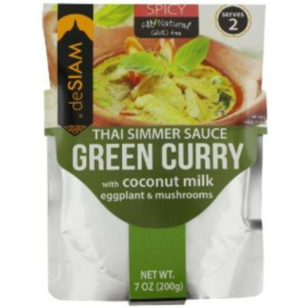 De Siam Curry Paste Green