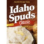 Idaho Spuds Classic Mashed Potatoes, 13.3 oz