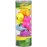 Crayola Assorted Animal Bath Squirters
